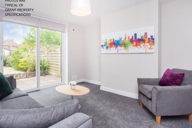 Thumbnail Flat to rent in Ashdene Avenue, Eastville, Bristol