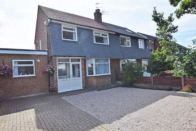 Thumbnail Semi-detached house for sale in Broadoak Lane, Didsbury, Manchester