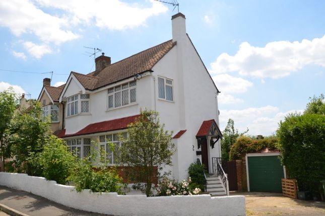 Thumbnail Semi-detached house to rent in Dibdin Close, Sutton