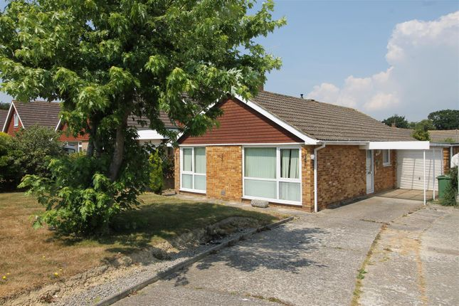 Thumbnail Detached bungalow for sale in Sandown Way, Bexhill-On-Sea