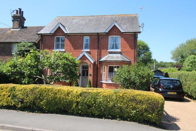 Thumbnail Detached house for sale in Ifield Green, Ifield, Crawley