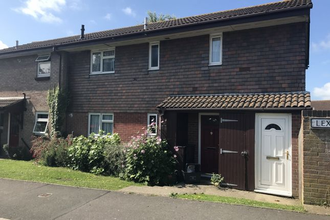 Front View of Lexden Drive, Seaford BN25