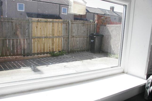 Thumbnail Flat to rent in Katherine Street, Ashington