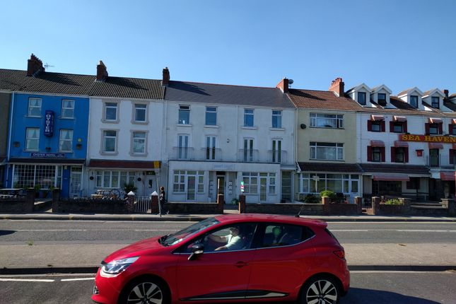 Exterior of Pearl Court, Oystermouth Rd, Swansea SA1