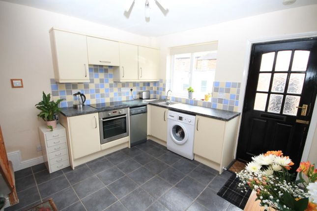 Thumbnail Semi-detached house for sale in Barnetts Yard, Market Place, Thirsk