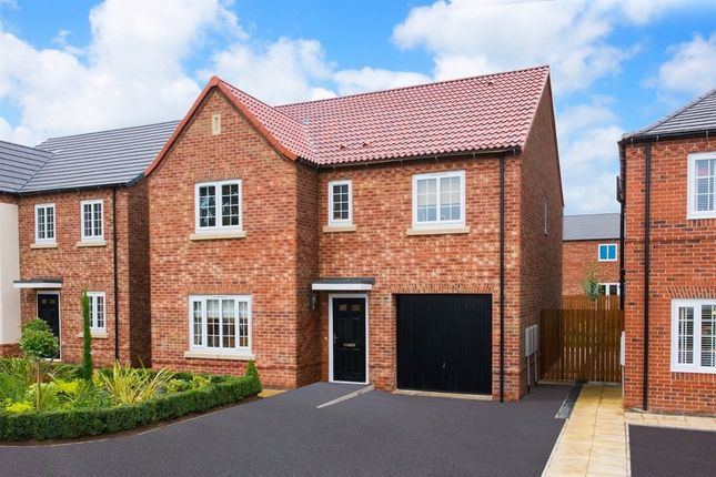 """4 bed property for sale in """"The Mapleford"""" at Cedarwood Avenue, Stokesley, Middlesbrough TS9"""