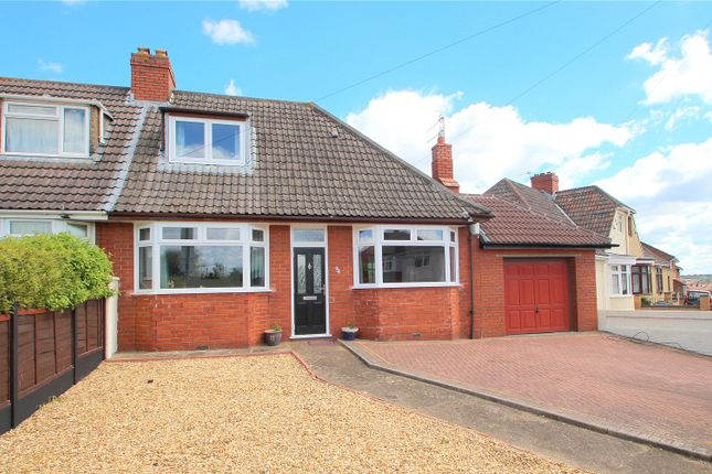 Thumbnail Semi-detached bungalow for sale in Kings Head Lane, Uplands, Bristol