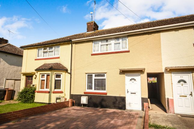Thumbnail Terraced house for sale in North Avenue, Chelmsford
