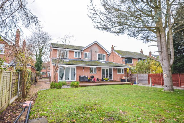 External of New Forest Road, Brooklands, Manchester M23