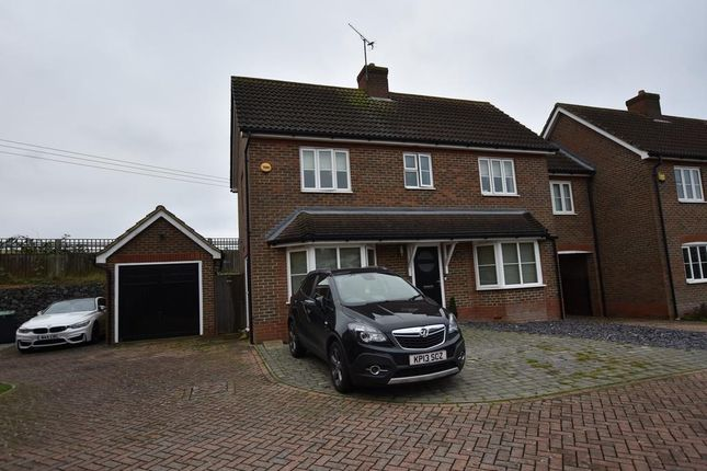 Thumbnail Semi-detached house for sale in Gardeners Close, Maulden, Bedford