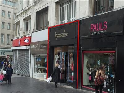 Thumbnail Retail premises to let in 7 Parker Street, Liverpool