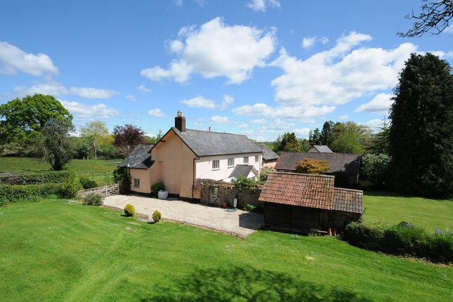 Thumbnail Detached house for sale in Brithem Bottom, Devon