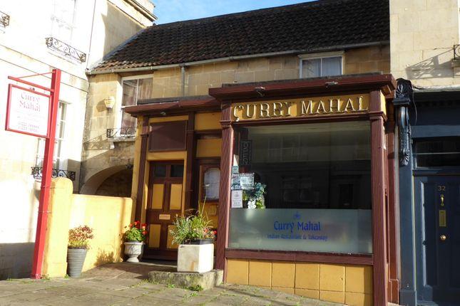 Thumbnail Restaurant/cafe for sale in Belvedere, Bath