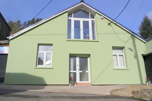Thumbnail Detached house for sale in The Old Bakery, Pleasant View, Cymmer, Port Talbot, West Glamorgan