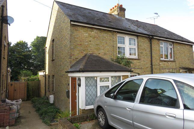Thumbnail Semi-detached house for sale in Grosvenor Road, Kennington, Ashford