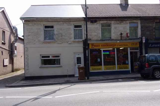 Thumbnail Property to rent in Commercial Street, Risca, Newport
