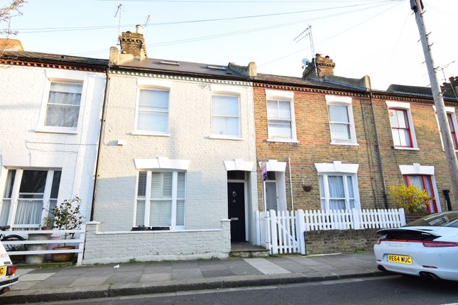 Thumbnail Terraced house for sale in Orbain Road, Fulham