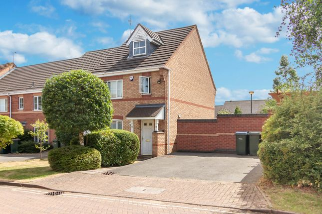 Thumbnail Town house for sale in Rodyard Way, Parkside, Coventry