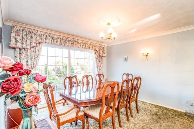 Dining Room of The Grazings, Hemel Hempstead, Hertfordshire HP2