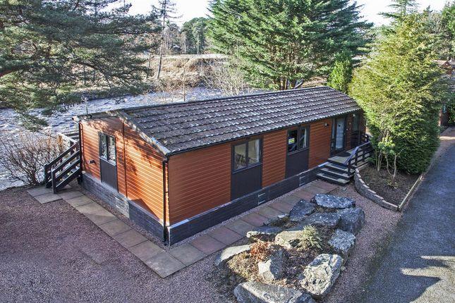 Thumbnail Property for sale in Mallard Lodge, Invertilt Road, Bridge Of Tilt, Pitlochry