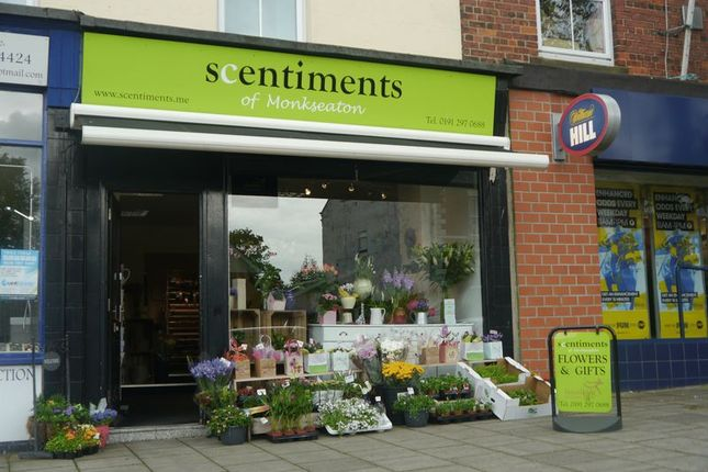 Thumbnail Retail premises for sale in Scentiments Of Monkseaton, 17B Front Street, Monkseaton