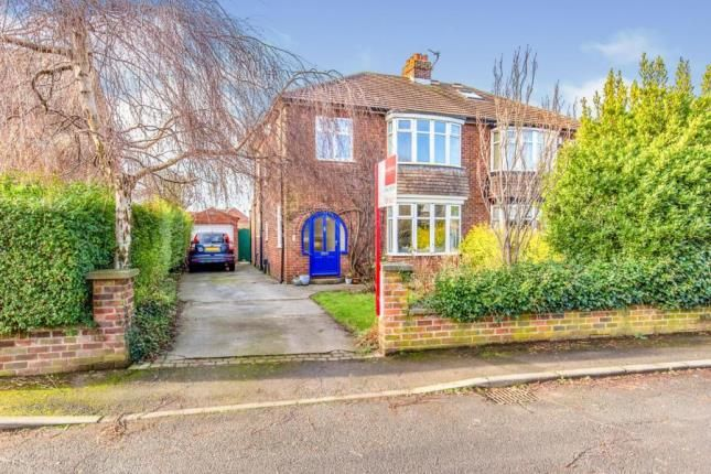 3 bed semi-detached house for sale in The Crescent, Eaglescliffe, Stockton-On-Tees TS16