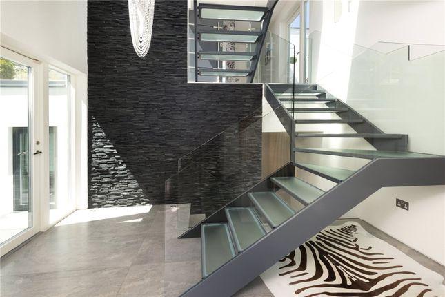Staircase of St. Johns Road, Sevenoaks, Kent TN13