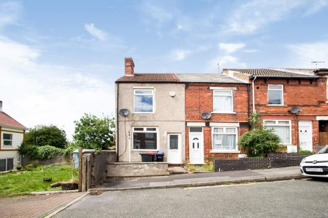 Thumbnail End terrace house for sale in Alexandra Terrace, Stanton Hill, Sutton-In-Ashfield, Notts