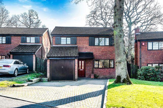 Thumbnail Detached house for sale in Minden Close, Chineham, Basingstoke