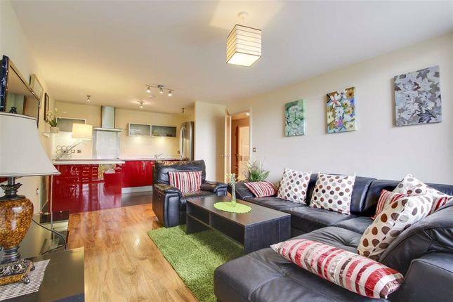 Thumbnail Flat to rent in Amethyst House, Central Milton Keynes, Milton Keynes