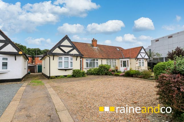 Thumbnail Bungalow for sale in St Albans Road West, Hatfield