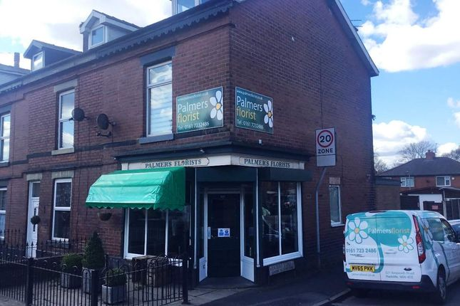Thumbnail Retail premises for sale in Ainsworth Road, Radcliffe, Manchester