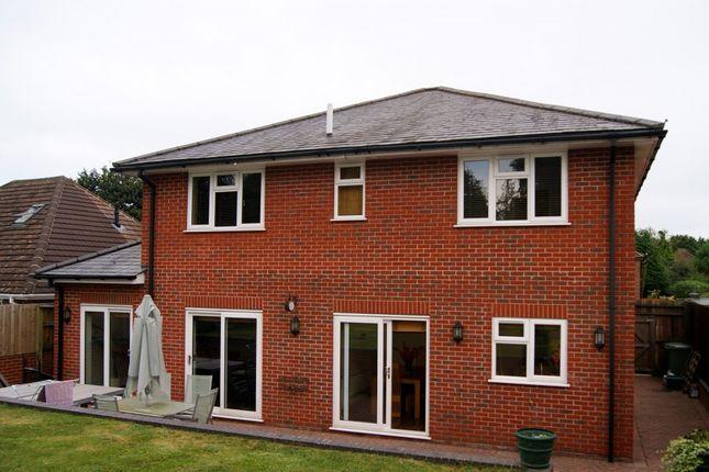 Thumbnail Detached house for sale in Lower Chestnut Drive, Basingstoke