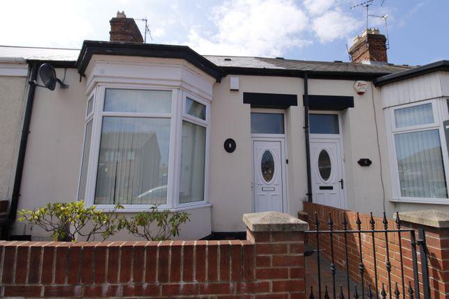 Thumbnail Terraced house for sale in Stewart Street, Sunderland