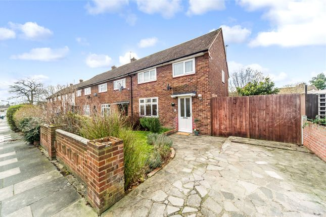 Thumbnail End terrace house for sale in Alderwood Road, Eltham, London