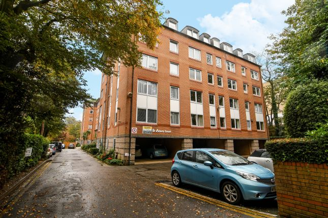 Thumbnail Flat to rent in St. Peters Court, St. Peters Road, Bournemouth