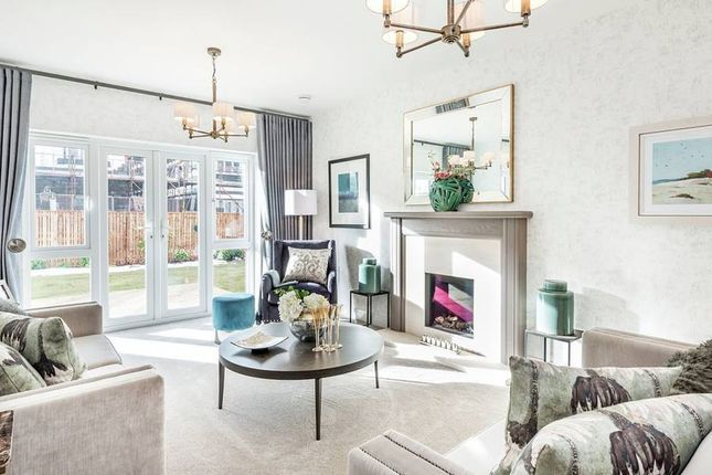 "Thumbnail Detached house for sale in ""The Lewis"" at Jardine Avenue, Falkirk"