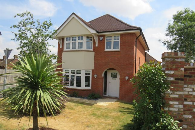 Thumbnail Detached house for sale in Chaplins Drive, Roade, Northampton