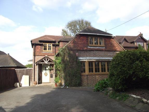 Thumbnail Detached house for sale in Drift Road, Wallington, Fareham
