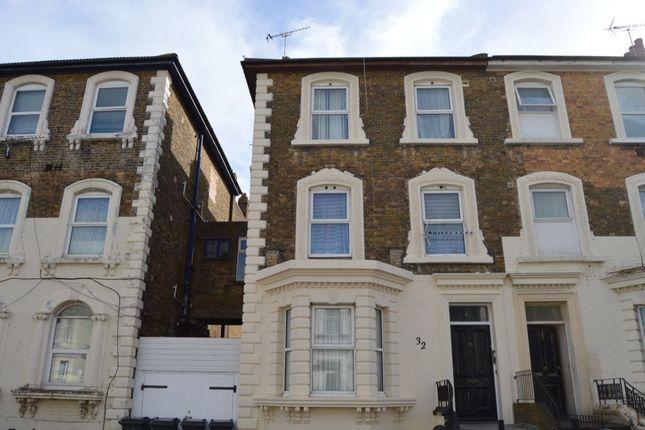 Thumbnail Semi-detached house for sale in Athelstan Road, Margate