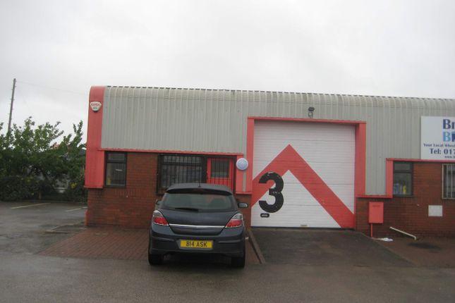 Light industrial for sale in Unit 3, Bridge Business Park, Marsh Road, Rhyl, Denbighshire