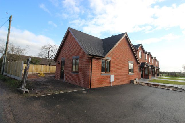 Detached bungalow for sale in Burleydam Road, Ightfield, Whitchurch