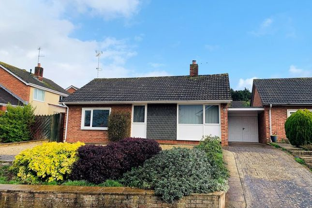 Thumbnail Bungalow for sale in The Spinney, Taunton