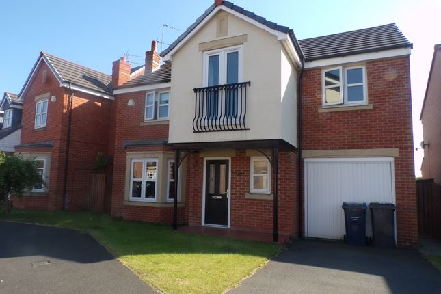 Thumbnail Detached house for sale in Cedar Drive, Jarrow