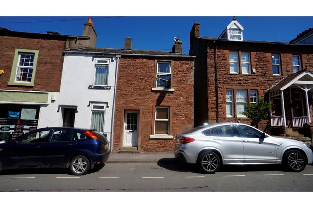 Thumbnail End terrace house for sale in Main Street, St. Bees