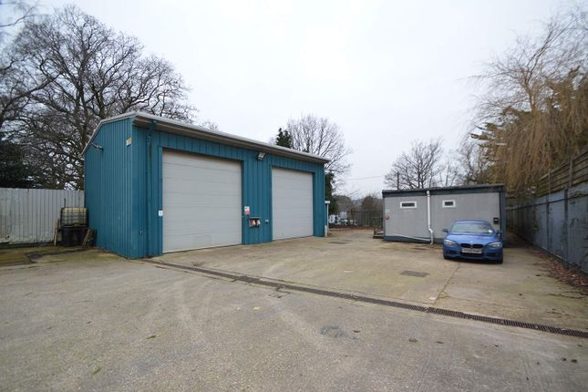Thumbnail Warehouse to let in Site And Premises, Beacon Hill Lane, Wimborne