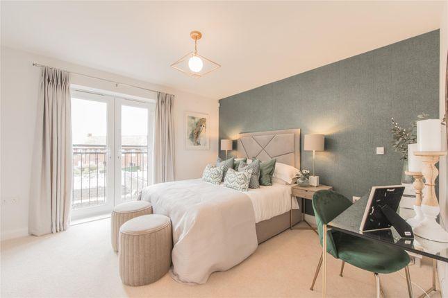 Master Bedroom of Richmond Grove, Mangotsfield, Bristol BS16