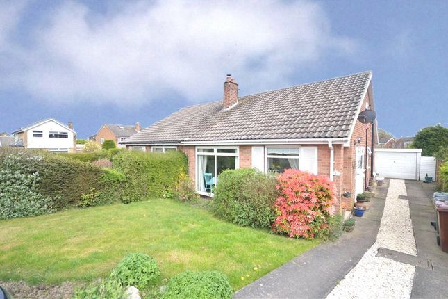 Thumbnail Semi-detached bungalow to rent in Linton Close, Alwoodley, Leeds