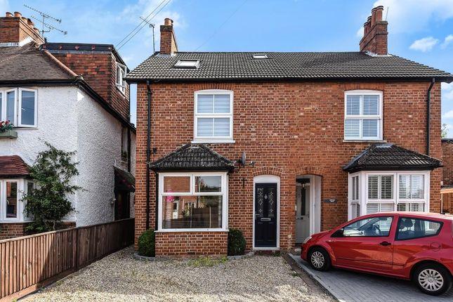 Thumbnail Semi-detached house to rent in Wokingham, Wokingham