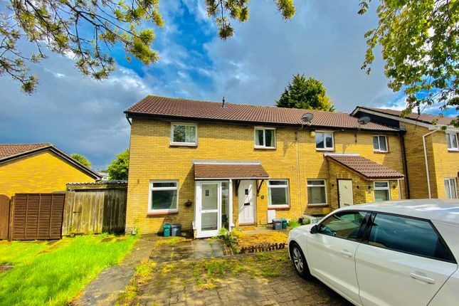 Thumbnail Property to rent in Marloes Close, Barry